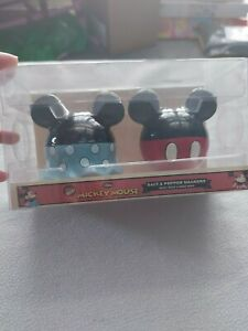Disney Mickey & Minnie Mouse salt and pepper shakers brand new