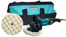 Makita 7 in. Polisher Loop Handle with Foam Pad and Bag 9237CX2