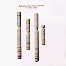 The OMD Singles - Orchestral Manoeuvres in the Dark - CD
