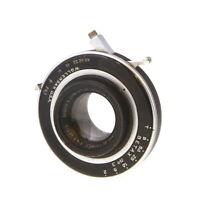 Vintage Bausch & Lomb Tessar IIb 179mm E.F. f/6.3 in Betax No. 3 Shutter - UG
