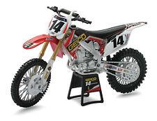 Honda Motocross Modelle