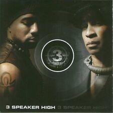 3 Speaker High - 3 Speaker High (2005)  CD  NEW/SEALED  SPEEDYPOST