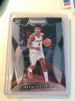 2019-20 Panini Prizm Draft Picks Prizms Silver #30 Kevin Porter Jr. Rookie RC