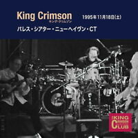 KING CRIMSON-PALACE THEATRE NEW HAVEN CT 18 NOVEMBER 1995-JAPAN 2 CD H51