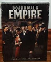 BOARDWALK EMPIRE 2ª TEMPORADA COMPLETA 5 DVD NUEVO PRECINTADO SERIE (SIN ABRIR)