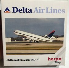 Herpa McDonnell Douglas MD-11 1/500 NEW 'Sullys Hobbies'