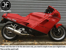 ALL RED LEATHER CUSTOM FITS DUCATI PASO 750 906 907 IE DUAL SEAT COVER