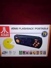 Atari Flashback Portable Game Handheld LCD 2017 70 Built-in Retro Games Pac-Man