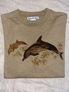 Acne Studios Dolphin Tee Shirt
