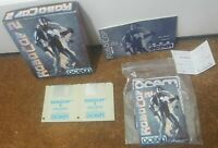 ROBOCOP 2 CBM Commodore Amiga computer game boxed box instructions postcard