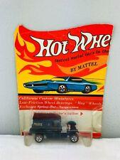 Hot Wheels Redline PADDY WAGON HK Blister BP Carded ICONIC ! ERROR ! CANADA CARD