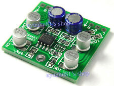 NE5532 OP Amp Audio Preamp Preamplifier Amp Board Dual 6-20V DC Power