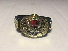 WWE Smoking Skull World Title Belt - Mattel Accessory WWF WCW TNA