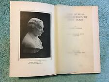 SOME MUSICAL RECOLLECTIONS OF FIFTY YEARS 1910 Richard Hoffman Illus. Antique