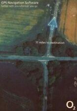 O2 GPS NAVIGATION SOFTWARE - 3 CD Set : Desktop Software - Routes & Euro Maps x2