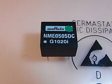 Nme0505dc DC/DC CONVERTER 1w 200ma out 5v Murata