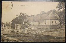 CPA Condé sur l'Escaut pour Péruwelz Bureau de Doune - Canal de Mons - Caserne