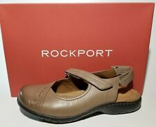 Rockport Cobb Hill Collection Women's Penfield Sling Khaki 6.5 M US