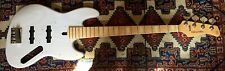 Marcus Miller V7 Swamp Ash 4-String Bass 2nd Generation Blonde Husk