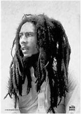 Bob Marley Dreadlocks Large Textile Poster 1100mm X 700mm (hr)