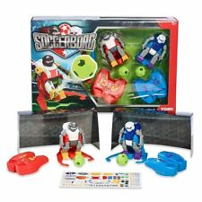 New Soccerborg Remote Control Robot Football Game Soccer RC TOMY Official