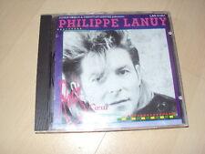 CD  rare  PHILIPPE LANUY,   ROCK COEUR