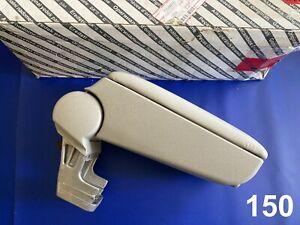 New Genuine OEM Fiat Stilo Grey Front Central Folding Armrest 735384092