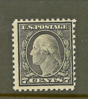 US #507 MNH OG  1917 Regular Flat Press ~ Perf 11...Free Shipping....[SE]