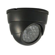 Linemak Dummy Dome Camera for Indoor. Operates with Batteries, ABS Material