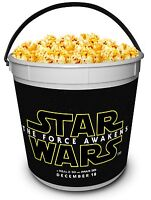 Star Wars: The Force Awakens Movie Theater Exclusive 170oz Popcorn Tub