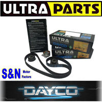 Timing Belt Kit fits Opel/Vauxhall (Various + van) 1.7 Diesel 16v (03-on) Dayco