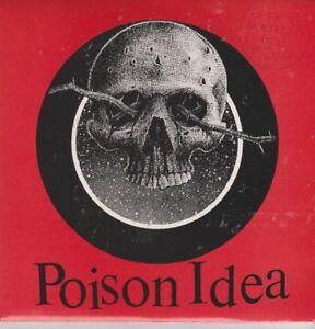 "POISON IDEA Plastic Bomb EP 2x45 GIRI (2x7"") Autographed by Pig Champion"