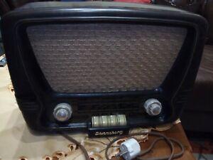 Röhrenradio DDR Stern-Radio Sonneberg