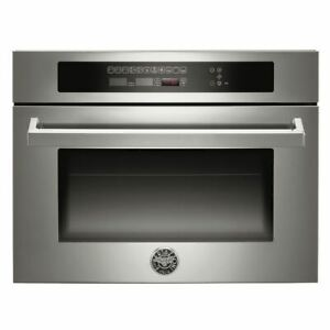 Bertazzoni F45-PRO-MOW-X Professional Series Built-in Combination Microwave Oven