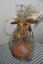 Miniature Wire Bird Feeder -- Home Outdoors Decorations