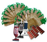 20 Micro Filtration Dust hoover Bags & Air Fresh for Sebo Felix Vacuum Cleaner
