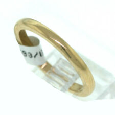 1.8mm Wide Size 4 14K Yellow Gold Wedding Band