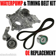 FOR TOYOTA AVENSIS / VERSO 2.0 TD D4D 99-06 4PC WATER PUMP & TIMING BELT KIT SET