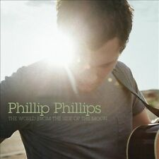 The World from the Side of the Moon [Deluxe Edition] by Phillip Phillips (CD, No