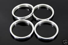 Custom Made to Order Wheel Hub Centric Rings Spacer Aluminium Alloy-4 rings