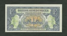 More details for british armed forces 1sh 1946  1st issue m11 uncirculated  england banknotes