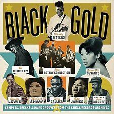 Various Artists - Black Gold: Samples Breaks & Rare Grooves / Var [New CD] UK -