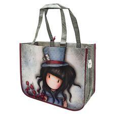 Santoro Gorjuss Woven Shopper Bag - The Hatter - BRAND NEW - FREE P&P