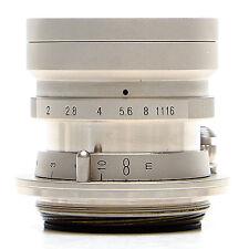 Voigtlander 50mm f2.0 Heliar LE Lens, Boxed