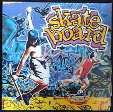 SKATE BOARD - 2 x Spain LP Blanco Y Negro 1990 - Beatles Cover Strawberry Fields