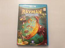 RAYMAN Legends Nintendo Wii U PAL España  Leer Descripcion Bien