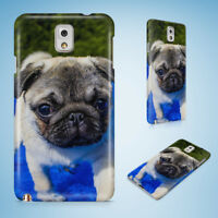 CUTE DOG PUPPY CANINE PUG 7 CASE FOR SAMSUNG GALAXY NOTE 2 3 4 5 8 9