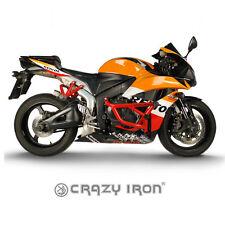 HONDA CBR600RR `07-`12 Stunt Cage Engine Guard Crash Bars Crazy Iron