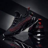 Men's Springblade Athletic Sneakers Sports Running Shoes Mesh Breathable Soft
