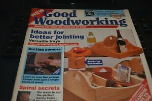 GOOD WOODWORKING ISSUE 1, COLLECTABLE MAGAZINE